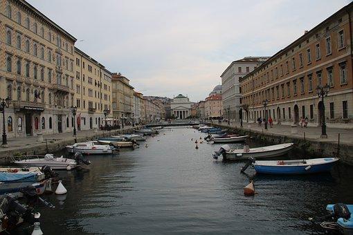 Tries, Italia, City