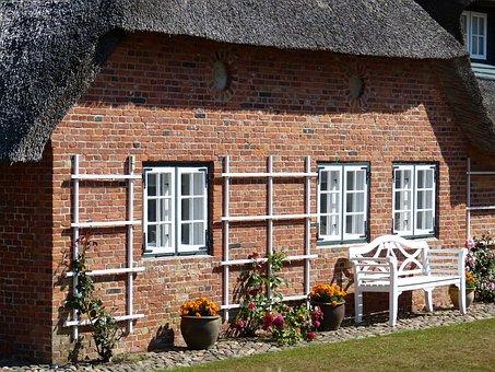 Sylt, Wenningstedt, North Sea, Vacations, Mecklenburg