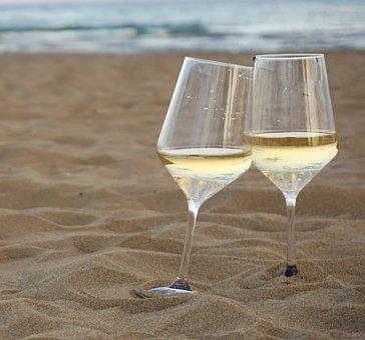 Wine, White Wine, Drink, Glass, Alcohol, Bottle
