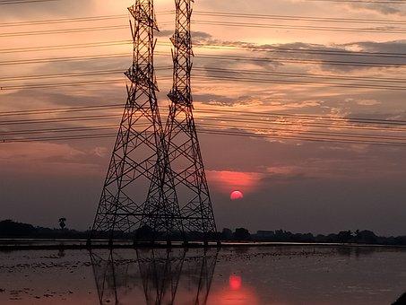 Work, Electrical, Eletric, Sun