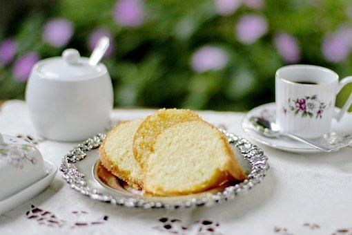 Picnic, You, Coffee, Breakfast, Cake, Biscochuelo
