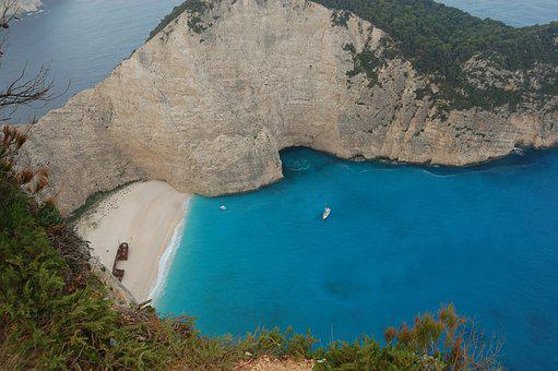 Zdzis, Cove, Wrecks, Greece, Zakynthos, 2018