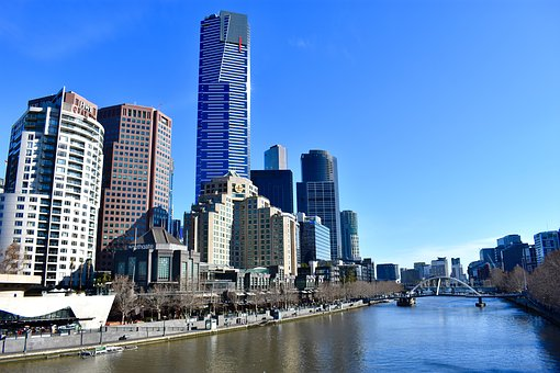 Melbourne, Australia, Cbd, Sydney, Building, Skyscraper