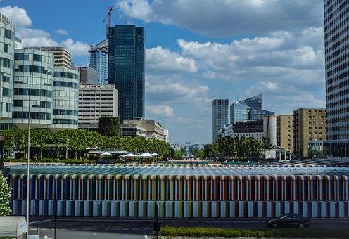 City, Building, Architecture, Modern, Skyline, Urban
