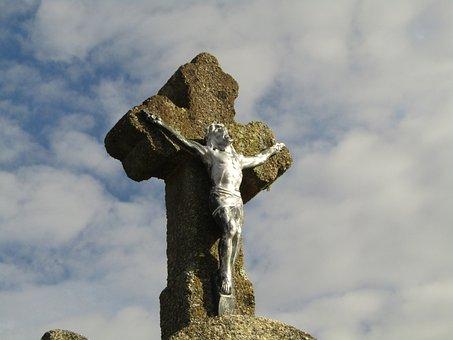 Cross, Jesus, Jesus Christ, Religion, God, Faith, Sky