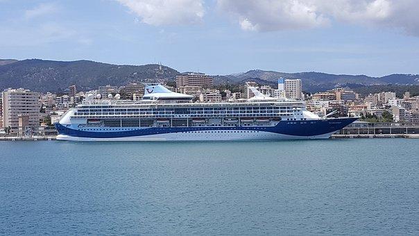 Cruise Ship, Cruise, Ship, Tui, Discovery