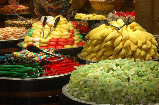 Eating, Color, Delicious, Colorful