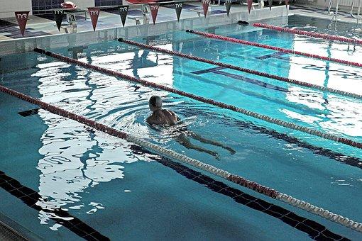 Pool, Indoor Pool, Swimming Pool, Fairway, Swimming