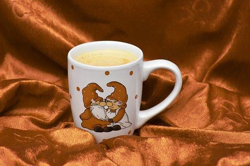 Christmas, Coziness, Coffee, Fresh, Cup, Imp, Pair