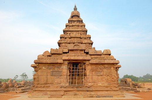 Ancient, Architecture, Chennai, Hdr, Hindu, Historic