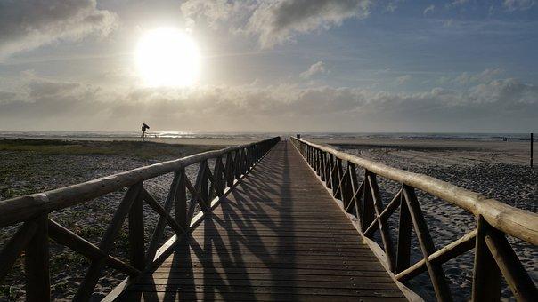 Mar, Sol, Summer, Ocean, Water, Nature, Landscape