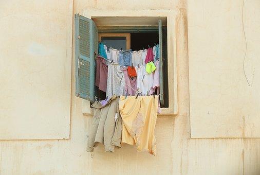 Morocco, Essaouira, Windows, Home