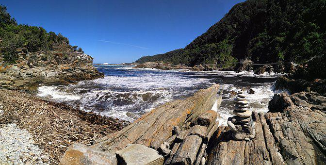 South Africa, Storms River, Mouth, Beach