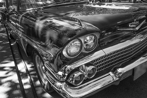 Chevrolet, Oldtimer, Classic, Auto, American, Usa, Pkw