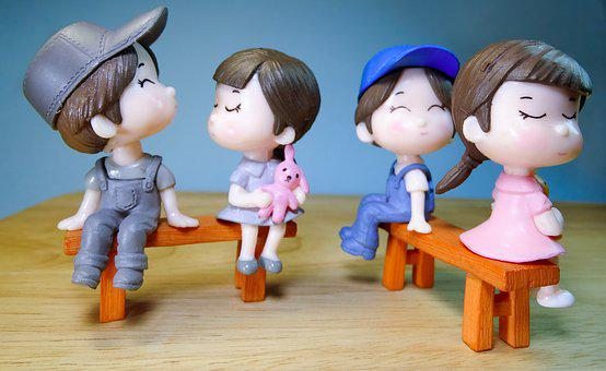 Dolls, Toys, Boy, Girl, Relationships, Emotions