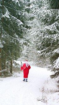 New Year'S Eve, Santa Claus, Santa