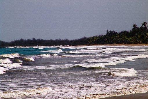 Beach, Sand, Water, Summer, Sea, Vacation, Ocean