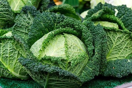 Savoy, Kohl, Vegetables, Savoy Cabbage, Vitamins, Food