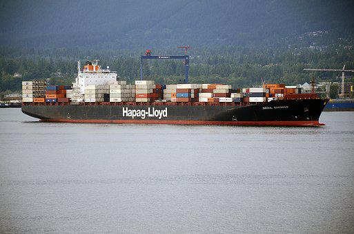 Shipping, Container, Alaska, Boating