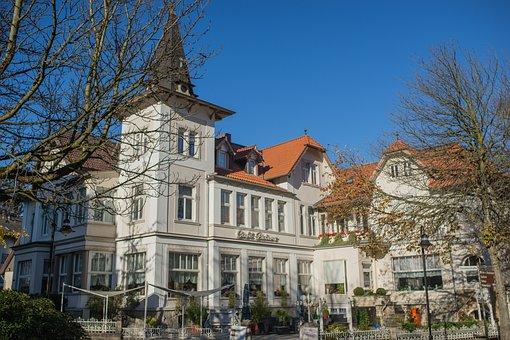 Cafe, Spa, Restaurant, Harzburg, Bad Harzburg, Historic
