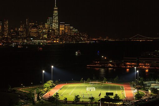 Manhattan, Nyc, Downtown, New York, Freedom Tower