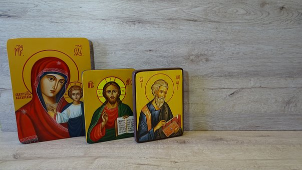 Jesus, Icons, Christ, Vera, Christianity, Prayer