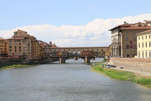 Bridge, Florence, Italy, Tuscany