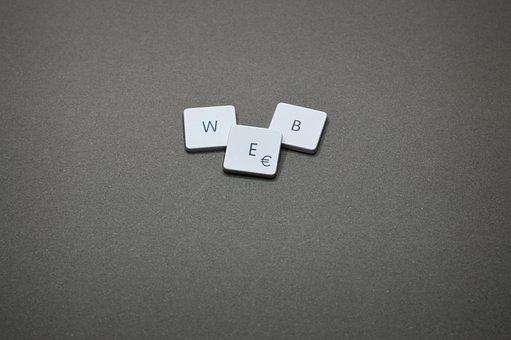 Web, Keyboard, Key, Button, Technology, Text, Type
