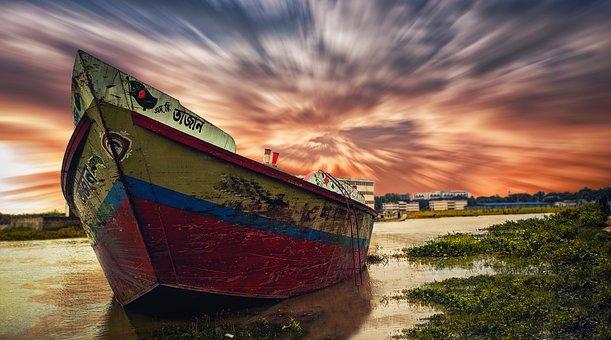 Landscape, Long Exposure, Photography, Nature, River
