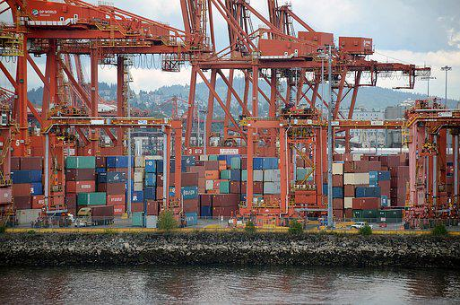 Shipping, Industrial, Metal, I, Industry, Cargo