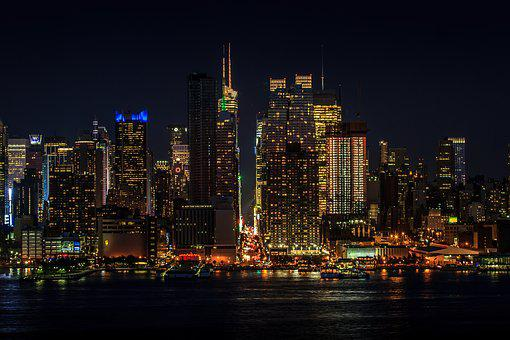 Manhattan, 42nd Street, Midtown, Nyc, Midtown New York