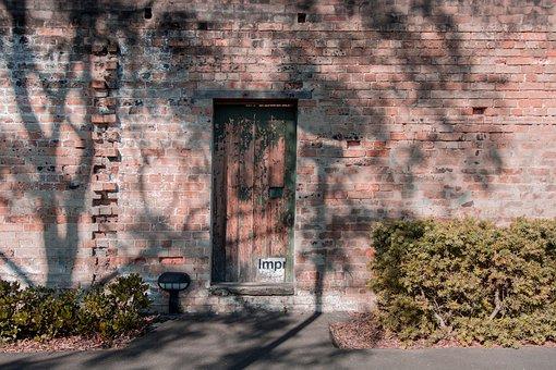 Rocks, Bricks, Texture, Wall, Architecture, Old