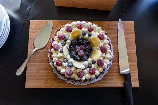 Cake, Pastry, Dessert, Food, Bakery, Baking, Calories
