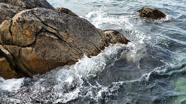 Rock, Holiday, Sea, Memories, Photo Of The Day