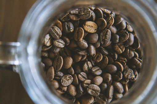 Coffee, Seeds, Seed, Brown, Cup, Cafe, Espresso