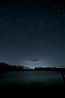 Stars, Starry Sky, The Night Sky, Star, Night