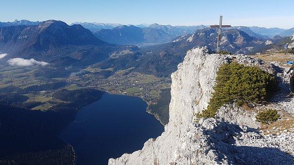 Trissel Mountain, Bad Aussee, Altaussee, Styria