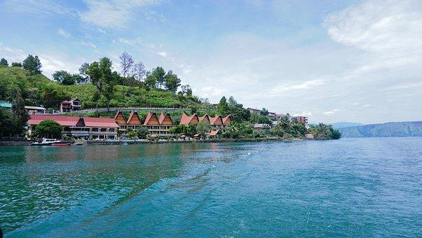 Lake, Toba, North Sumatra, Indonesian, Nature, Sumatra