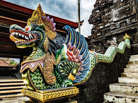 Tanah Lot, Tanah Lot Temple, Entrance, Bali