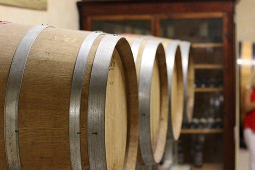 Winemaking, Wine, Barrels, Italy, Tuscany, Florence
