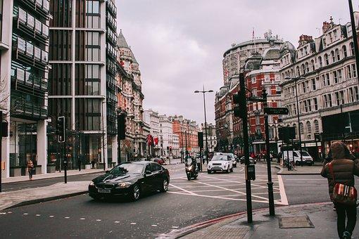 Vehicle, London, United Kingdom, Bus, England, Street