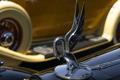 Packard 8, Convertible, Cabriolet, 1930th, Retro