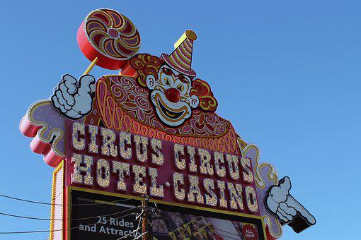 Casino, Las Vegas, Circus Circus, Gambling