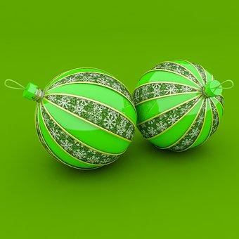 Light Bulb Christmas, Christmas, Celebration