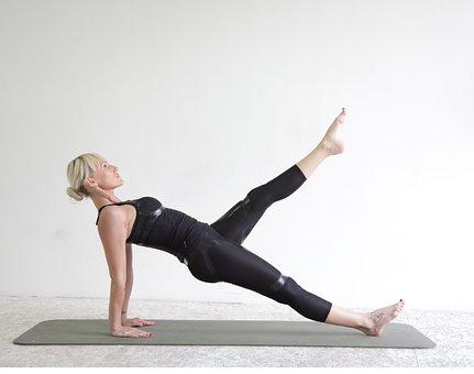 Pilates, Training, Sport, People, Gym, Woman