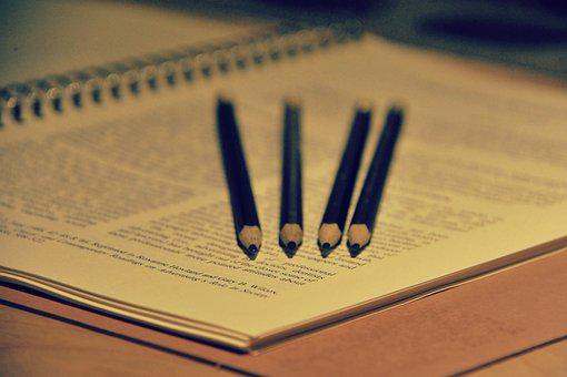 Pencil, Notes, Handwriting Tools, Article, Spring Notes
