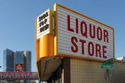 Las Vegas, Alcohol, Liquor Store