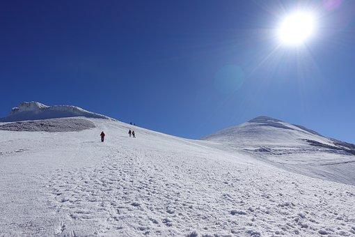 Turkey, Ararat, Top, Mountain