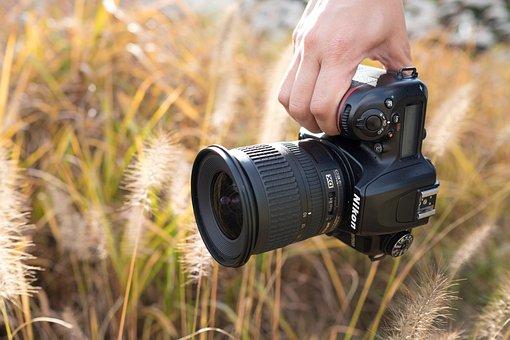 Nikon, Camera, Dslr, Photo, Lens, Digital, Photographer