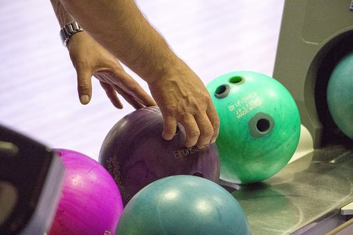 Bowling, Sphere, Sport, Play, Hands